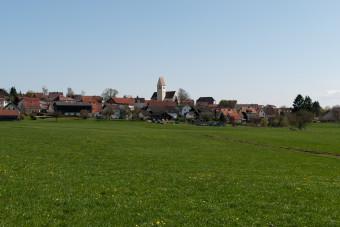 Ansicht von Gebrazhofen