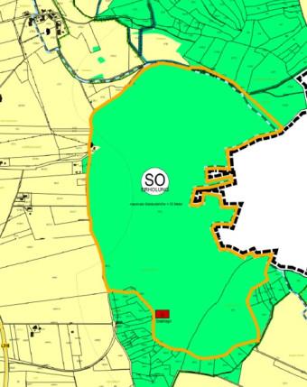 Auszug Flächennutzungsplan Teilbereich Ferienpark Allgäu