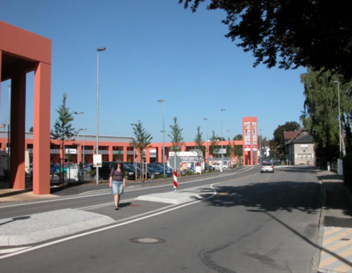Fachmarktzentrum Bahnhofsarkaden