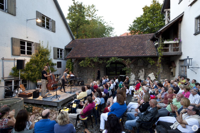 Leutkircher Sommerjazz © Roland Rasemann