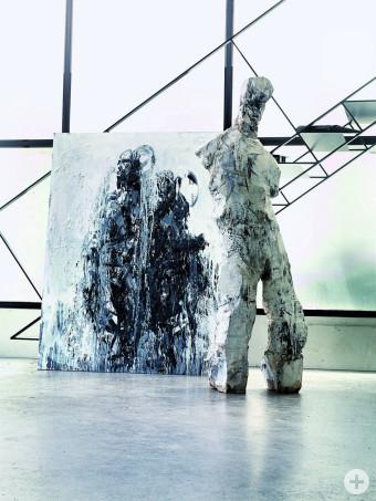 Klaus Prior, Malerei und Skulptur 1280 (824 KB)