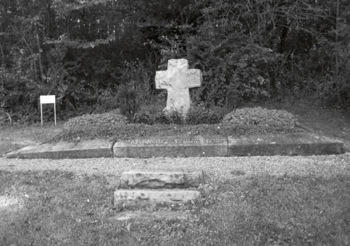 Gedenkstätte bei Diepoldshofen