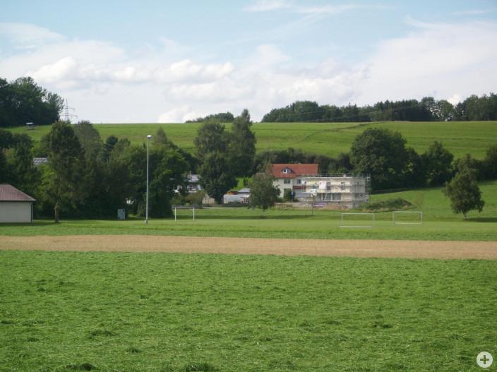 Ortsrand Diepoldshofen