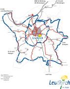 Radtouren-Übersicht Leutkirch