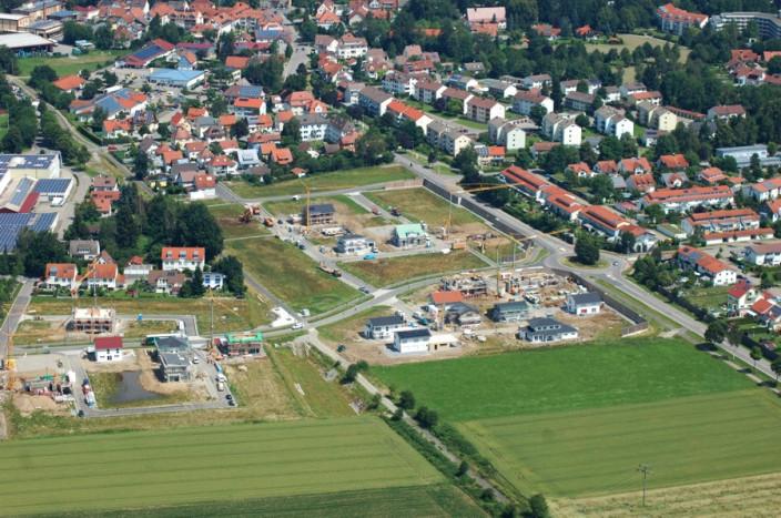 """Neubaugebiet """"Beim Marienhof"""""""
